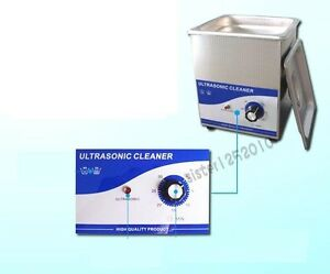Ac220v 80w 2 Liters Ultrasonic Cleaner With Timer