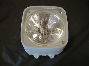 2310 2610 3910 5610 6610 7610 Ford Tractor Lamp And Cowl Complete Assembly New