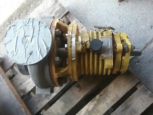 A w Chesterton Co 3x4 13 Rpm Imr Dia 12 375 Stainless Steel Centrifugal Pump