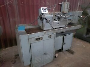 Wade Md 94 Lathe With Compound Cutoff Slide Etc In Connecticut