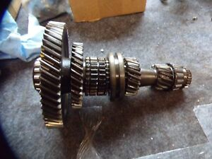 Ford 8n Tractor Transmission Main Top Upper Drive Gears Gear Shaft