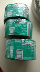 Lot Of 3 Tamko Tw Flashing Tape 4 x100 Doors Windows And Other Penetrations