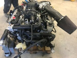 09 Ford Mustang Shelby Gt500 5 4 Supercharged Engine Transmission 22k 07 08