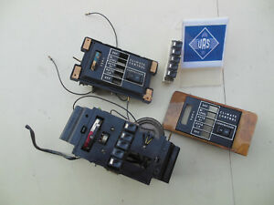 Mercedes W123 W116 R107 Heater Climate Control Unit Lot For Parts 123214 Rk
