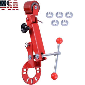 Fender Roller Tool Lip Rolling Extending Tools Auto Body Shop Red Roller Tool