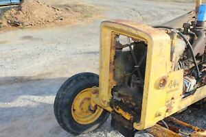 John Deere 440 Crawler Tractor Front Grill Farmerjohnsparts