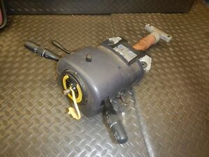 Jeep Grand Cherokee 99 01 Steering Column With Clock Spring Free Ship