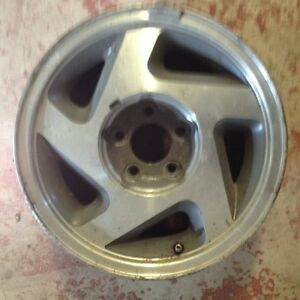 1995 To 2001 Ford Explorer Ranger 15 Used Wheel
