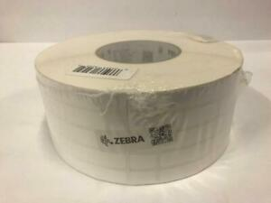 Zebra Z ultimate 3000t Thermal Labels 5 X 1 75 15725 Labels 3 Core 10031536