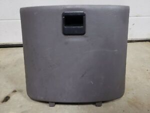 2001 Ford Econoline Van Center Console Panel Cubby Compartment Assembly Tray Oem