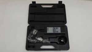 Uei Dafm2 Cfm Master Thermo Anemometer Air Flow Meter W Case