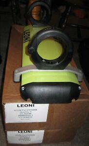 New Lot Of 3 Leoni Lsh3 System Housing For Fanuc Robot Assembly 010006