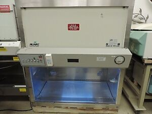 4ft Nuaire Nu 425 400 Class Ii Type A b3 Biological Safety Cabinet