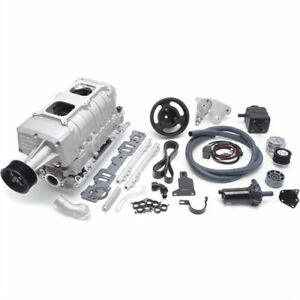 Edelbrock 1511 E Force Enforcer Rpm Efi Supercharger System Ls Engines Rectangle