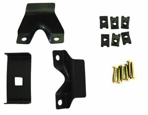 1966 1967 Chevelle Elcamino Console Bracket Set manual Transmission
