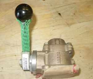Akron Heavy Duty Swing Out Valve 1 88100053 t000633801 Ss Ball New
