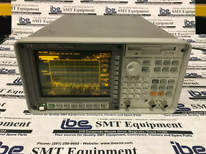 Agilent Hp 35670a Fft Dynamic Signal Analyzer Opt 1d2 With Warranty