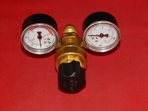 Harris 601 Series Acetylene Regulator 3000295 W gauges made In U s a