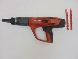 Hilti Dx 460 F 8 Powder Actuated Direct Fastening Tool