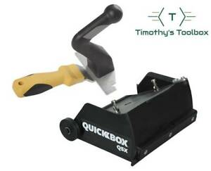 Tapetech Quickbox Qsx 6 5 With Tapetech Wizard Compact Handle Combo