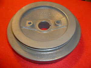 Packard 327 Crankshaft Damper Pulley 2