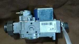 Honeywell Type Vk8115v 1085 Negative Pressure Regulated Gas Valve Control