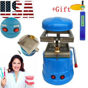 Dental Vacuum Forming Molding Machine Former Thermoforming Dentist Tool gift