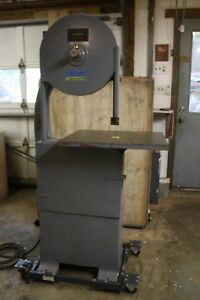 Oliver 192 Band Saw 18 blade Made In Usa 9 25 Resaw