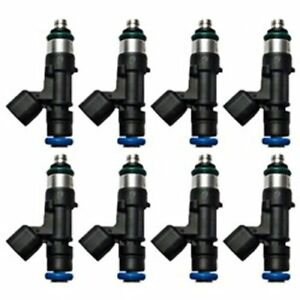 Ford Racing M 9593 mu52 Fuel Injector 52 Set Of 8