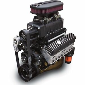 Edelbrock 15233 E Force Enforcer Rpm Efi Supercharger System Small Block Chevy V