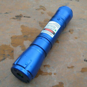 532t 50 ge xl 532nm Waterproof Green Laser Pointer Led Torch 16340 Battery