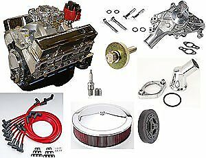 Blueprint Engines Bp35512ctc1k Budget Stomper Small Block Chevy 355ci Dress Engi