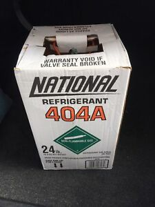 R 404a Refrigerant 24 Lb Cylinder Made In Usa Same Day Shipping 4pm