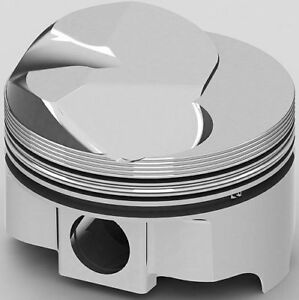 United Engine Machine Ic9917 040 Chevy 427ci Fhr Forged Pistons