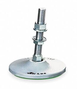 Leveling Mount Higher Floor Inclination Anti vibration 1600 To 3600 Lb Load