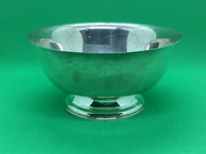 Newport Sterling Silver Paul Revere Reproduction Bowl 214 Grams