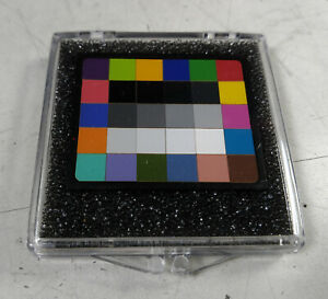Edmund Optics Colorgauge Micro Color Checker W 30 Color And Grey Scale Patches