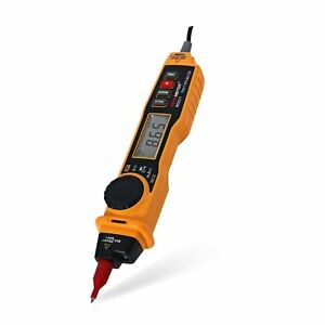 2 In 1 Digital Multimeter And Voltage Tester Pen 2000 Counts With Non conta