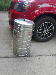 Thermal Food Carrier Aer void 1x10 Insulated Food Container W 4 S s Pots Aervoid