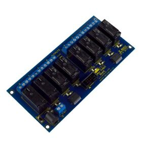 Elexol 8 channel Relay Module