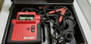 Snap on Microvat Elite Battery Electrical System Tester Eecs304c 2day Sale