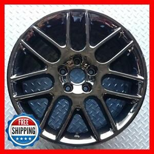 Ford Mustang 2012 2013 2014 Genuine Factory Oem Wheel 18 Rim 3886 Black R