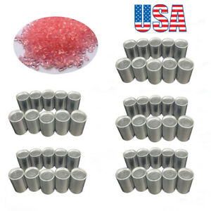 Usa Small 50 Cans For Dental Dentist Denture Flexible Acrylic No Blood Streak