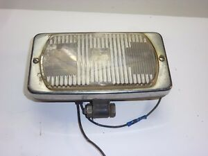 Cibie Iode 95 Road Driving Light Made In France Original Works