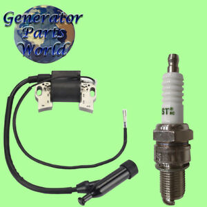 Champion Ignition Coil Plug For 100161 100165 100231 100297 41430 8100 41552