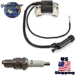 Ust Ignition Coil Plug For Gg5500 Gg7500n Jf182 Gas Generator Engine