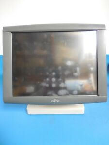 Fujitsu Teampos 2000 Point Of Sale D15 Touchscreen Monitor