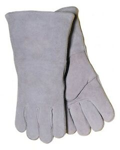 Tillman Stick Welding Gloves 6 Pairs Premium Shoulder Split Cowhide No 1000x