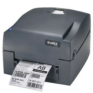 Godex G500 4 amp quot 203dpi Thermal Transfer Printer Usb Rs232 Ethernet