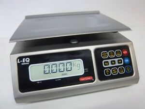 Torrey Leq 10 20 Portioning Bench Scales 20 Lb X 0 005 Lbs